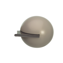 Fused Ball Taupe