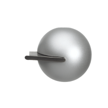 Fused Ball Silver